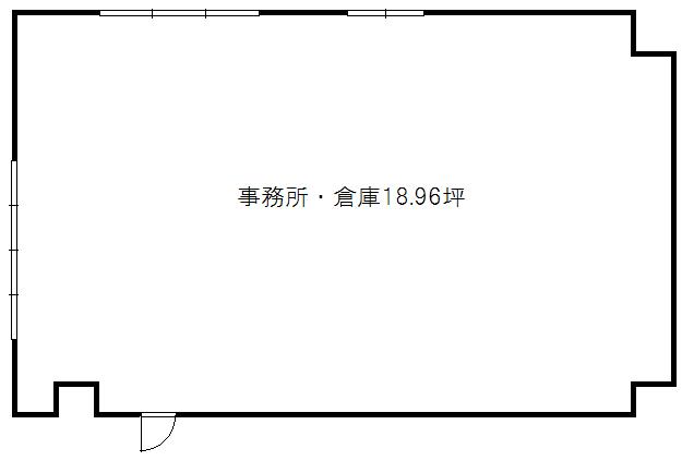 TAKAビル片野 203号室